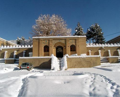 قلعه والی (موزه مردم شناسی )