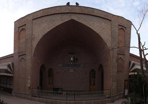مسجد-استاد-شاگرد--تبریز مسجد استاد شاگرد