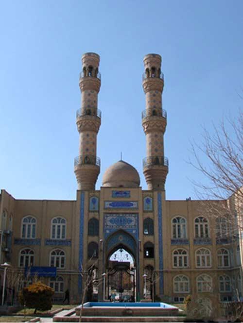 مسجد جامع تبریز  جاهای دیدنی تبریز (معرفی 100 جاذبه با عکس)
