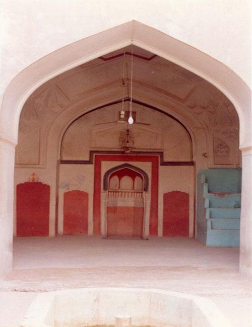 مسجد-جامع-جاجرم مسجد جامع جاجرم