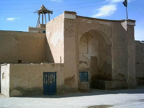 مسجد-جامع-جاجرم2 مسجد جامع جاجرم