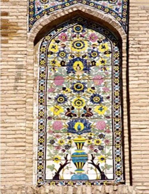 مسجد-جامع-زنجان4(1) مسجد جامع زنجان