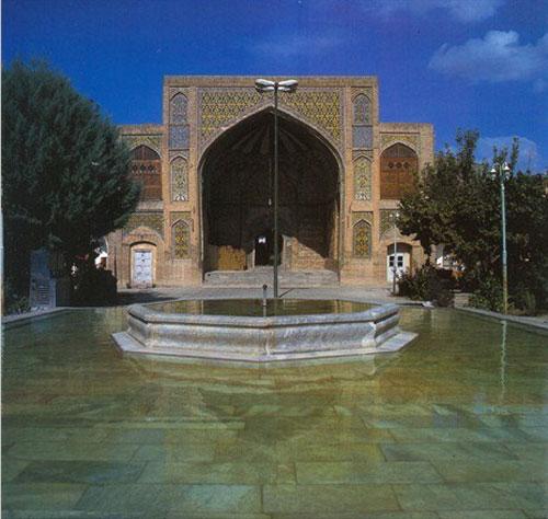 مسجد-جامع-زنجان8(1) مسجد جامع زنجان
