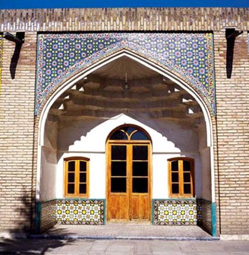 مسجد-جامع-زنجان9(1) مسجد جامع زنجان