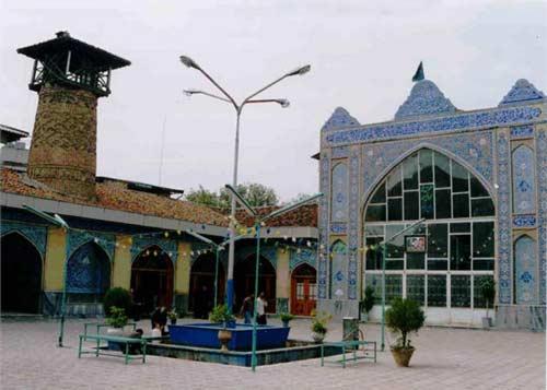 مسجد-جامع-گرگان10 مسجد جامع گرگان
