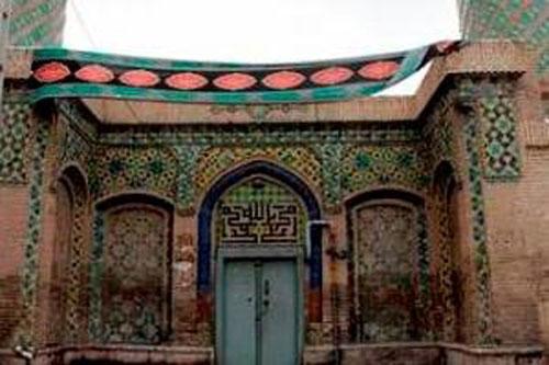 مسجد-خانم6(1) مسجد خانم زنجان