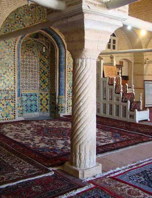 مسجد-خانم7(1) مسجد خانم زنجان