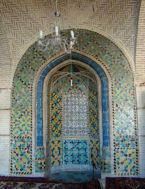 مسجد-خانم8(1) مسجد خانم زنجان