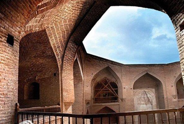 مسجد مطلب خان خوی