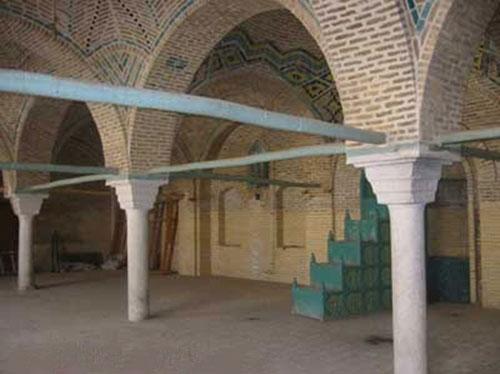 مسجد-میرزایی مسجد میرزایی زنجان