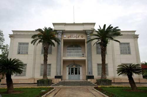 موزه-گرگان2 کاخ موزه گرگان