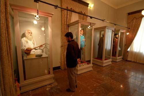 موزه-گرگان4 کاخ موزه گرگان