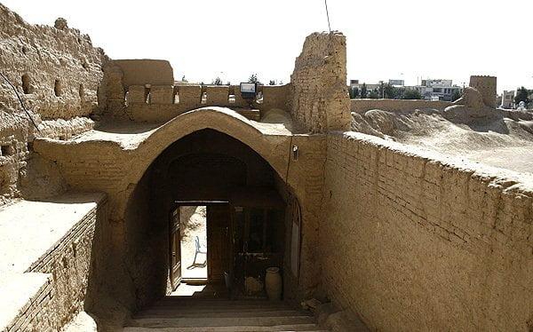 قدیمیترین بنای خشتی جهان کجاست؟