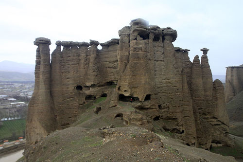 20 جای دیدنی زنجان در تابستان