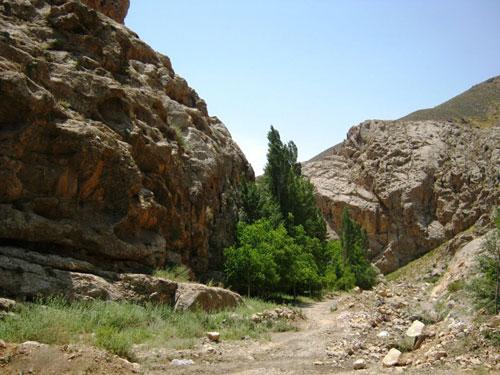عکس های پارک ملی سالوک شهرستان اسفراین