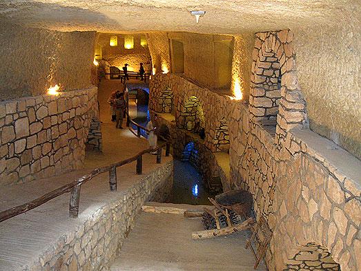 کاریز3 شهر زیرزمینی کاریز
