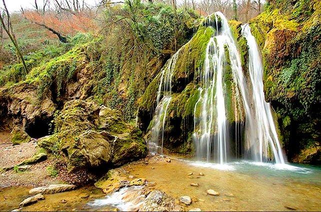 آبشار کبودوال