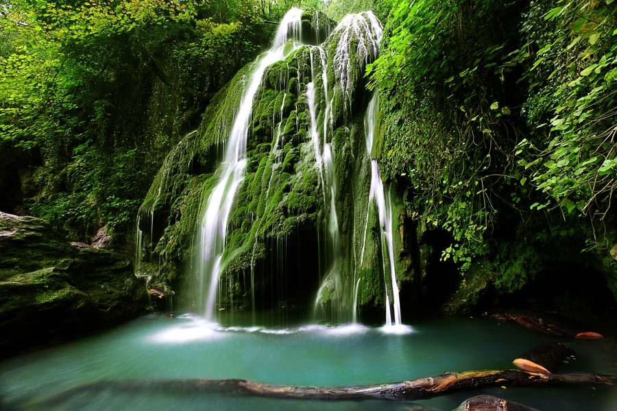 آبشار کبودوال آبشار کبودوال گلستان