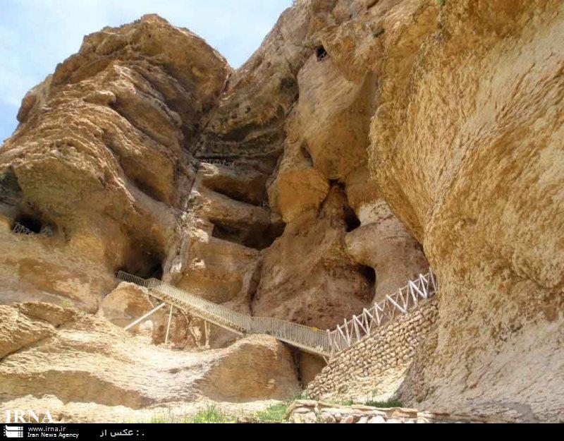 کرفتو5 غار باستانی کرفتو
