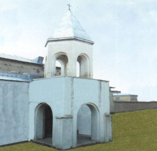 کلیسای هوانس