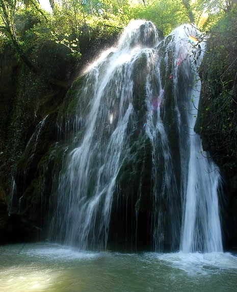 آبشار شیر آباد