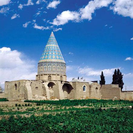 ابولولو آرامگاه ابولؤلؤ (بابا شجاع الدین)