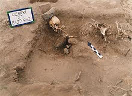 ازبکی 1 محوطه باستانی ازبکی