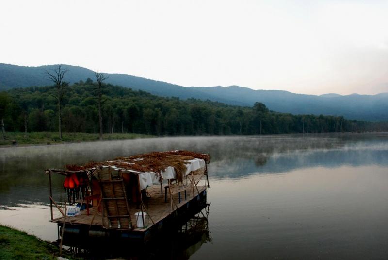 دریاچه پله (الندان)