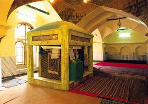 امامزاده عبدالله سنندج
