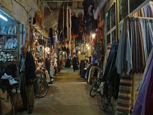 بازار 2 بازار بزرگ شهرضا