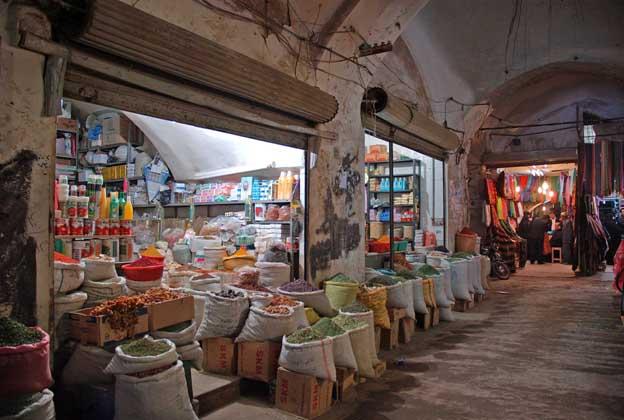 بازار 5 بازار بزرگ شهرضا