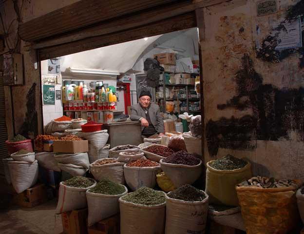 بازار 6 بازار بزرگ شهرضا