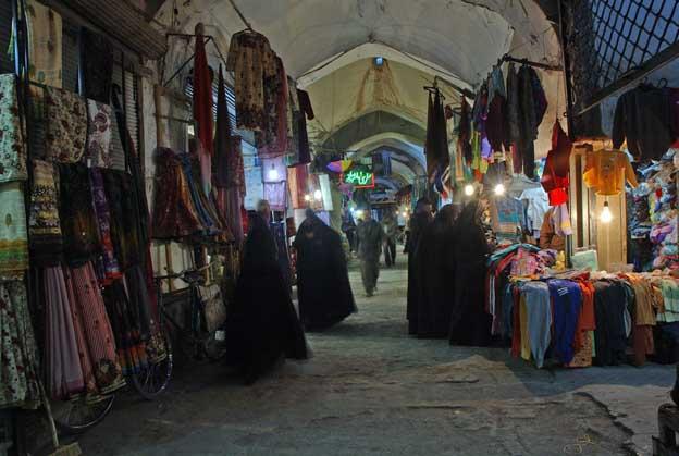 بازار 8 بازار بزرگ شهرضا
