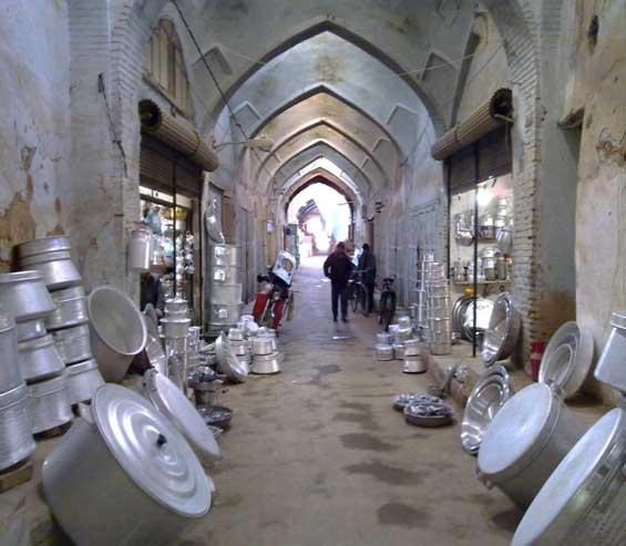 بازار 9 بازار بزرگ شهرضا