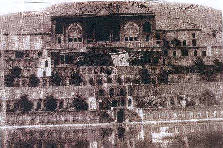 باغ تخت شیراز