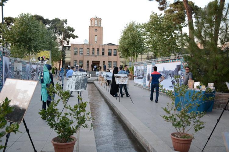 باغ موزه قصر باغ موزه قصر