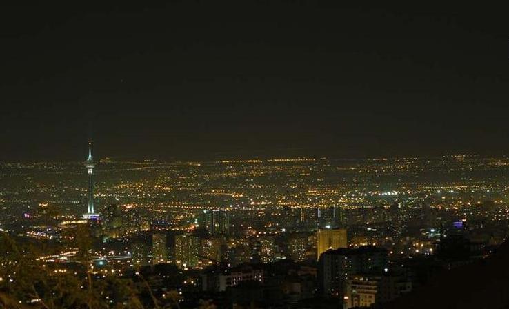 بام تهران 5 بام تهران