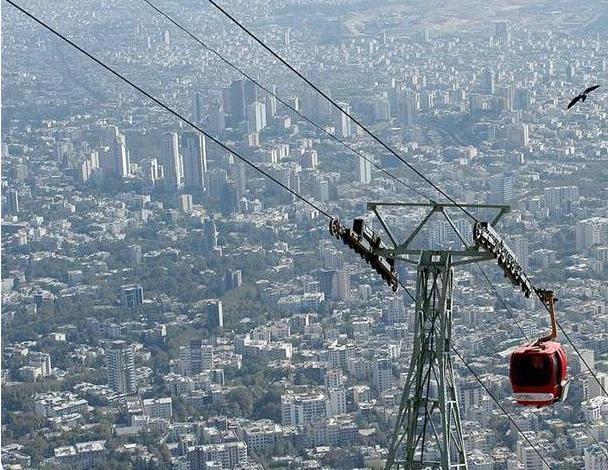 بام تهران 6 بام تهران