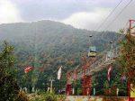 تلهکابین ۳ کیلومتری در لنگرود احداث میشود
