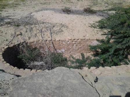 تیس 4 قبرستان روستای تیس