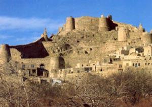 جلالی 2 مجموعه قلعه جلالی و حصار سلجوقی