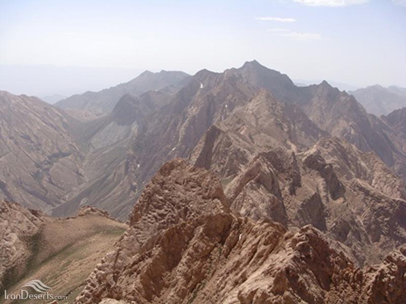 جوپار1 منطقه حفاظت شده کوه جوپار
