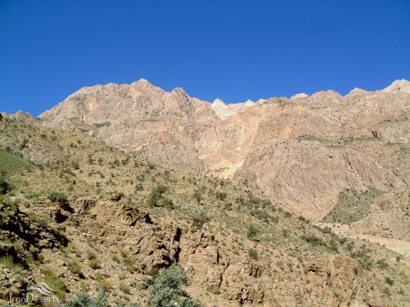 جوپار2 منطقه حفاظت شده کوه جوپار