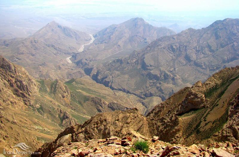 جوپار6 منطقه حفاظت شده کوه جوپار