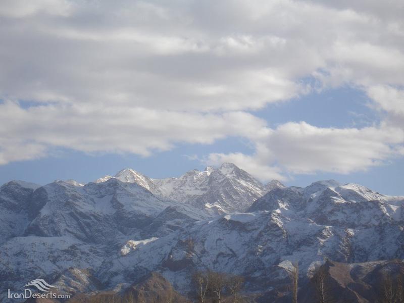 جوپار7 منطقه حفاظت شده کوه جوپار