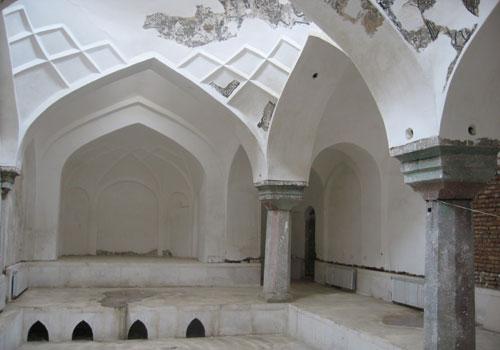 حمام حاج صالح سقز
