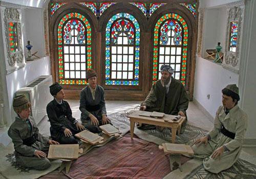 خانه-آصف-وزیری11 خانه آصف وزیری