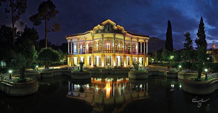 خانه شاپوری شیراز چگونگی گرفتن عکسهای پاناروما