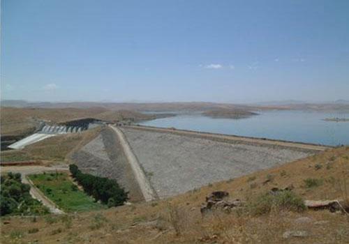 دریاچه-سد-شهید-کاظمی دریاچه سد شهید کاظمی