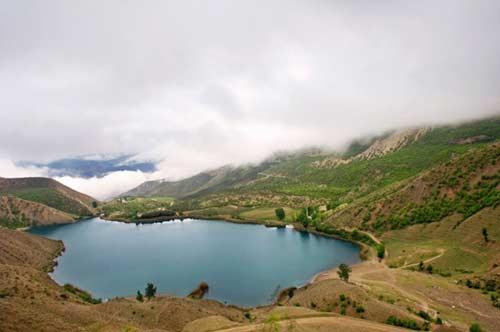 دریاچه-ولشت